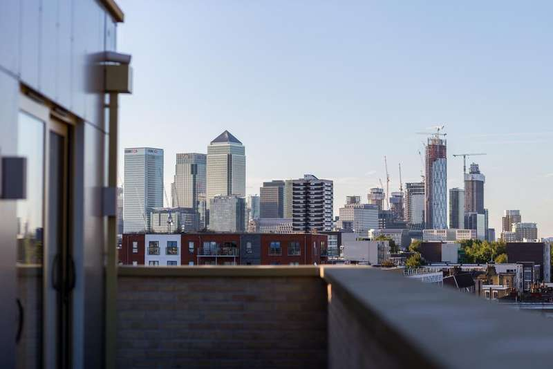 2 Bedrooms Apartment Flat for sale in Bow West, Eric Street, E3