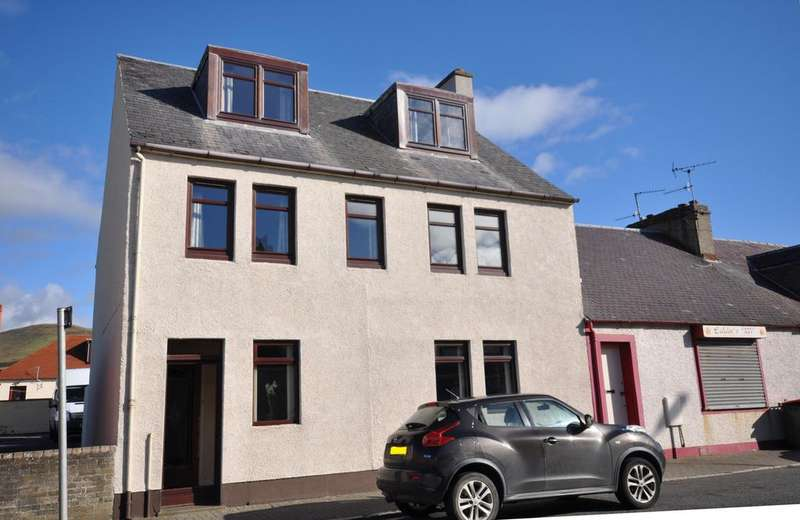 5 Bedrooms End Of Terrace House for sale in Dalrymple Street, Girvan KA26