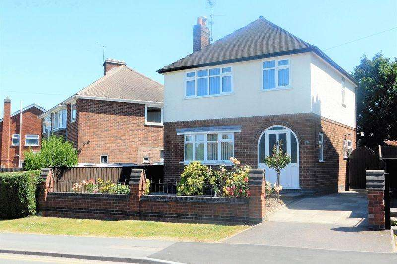 3 Bedrooms Detached House for sale in Silver Street, Whitwick