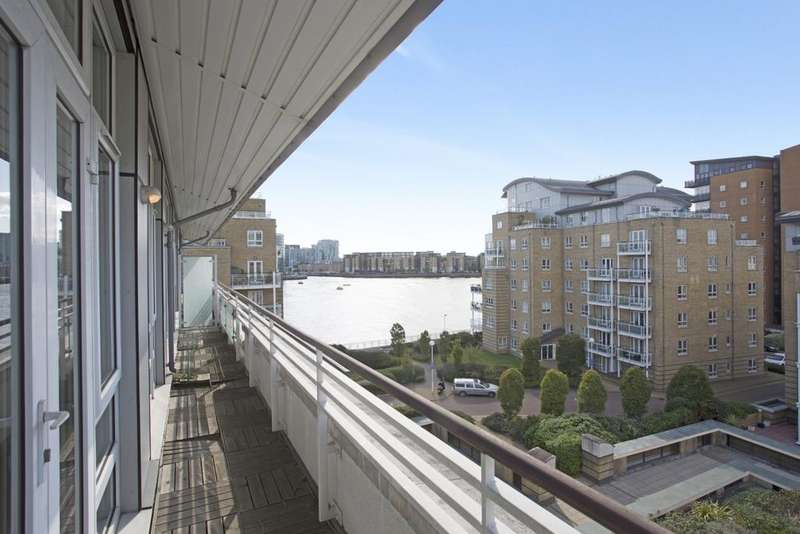 2 Bedrooms Apartment Flat for sale in St Davids Square, Canary Wharf, London E14