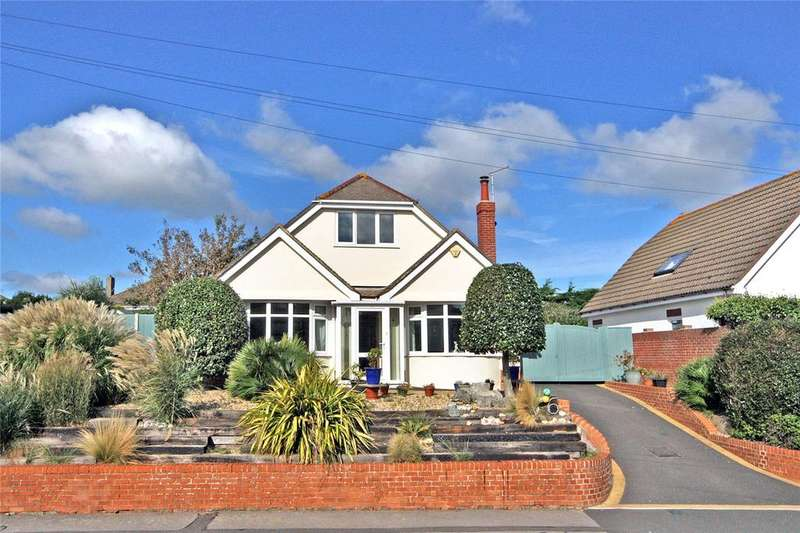 4 Bedrooms Detached Bungalow for sale in Cellars Farm Road, Bournemouth, Dorset, BH6