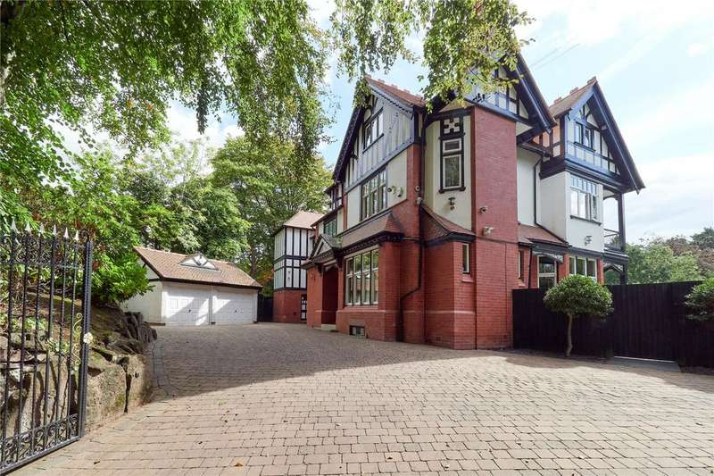 6 Bedrooms Detached House for sale in Alan Drive, Hale, Cheshire, WA15