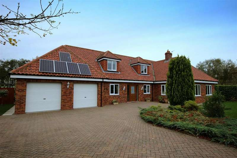 4 Bedrooms Detached Bungalow for sale in Fulthorpe Grove, Wynyard, Billingham