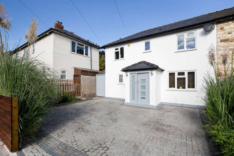 4 Bedrooms Semi Detached House for sale in The Fairway, London