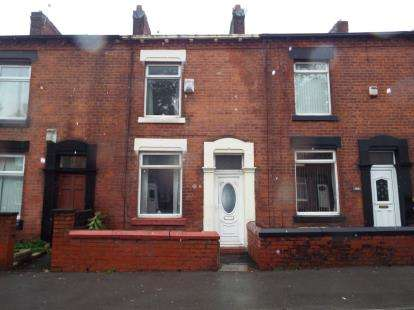 2 Bedrooms Terraced House for sale in Coalshaw Green Road, Chadderton, Oldham, Greater Manchester