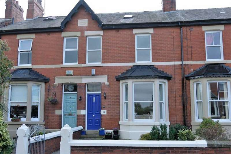 4 Bedrooms Terraced House for sale in Warton Street, Lytham