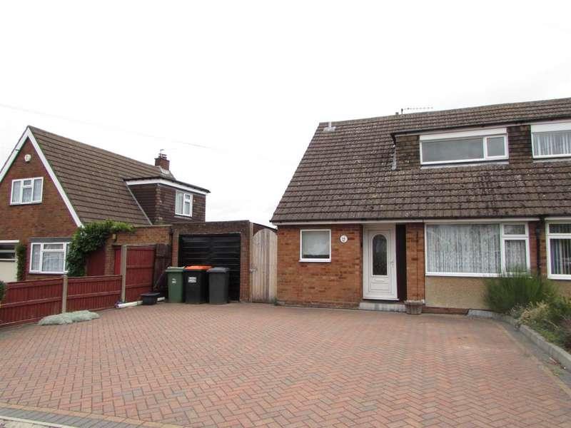 3 Bedrooms Semi Detached House for sale in Five Oaks, Caddington, Luton