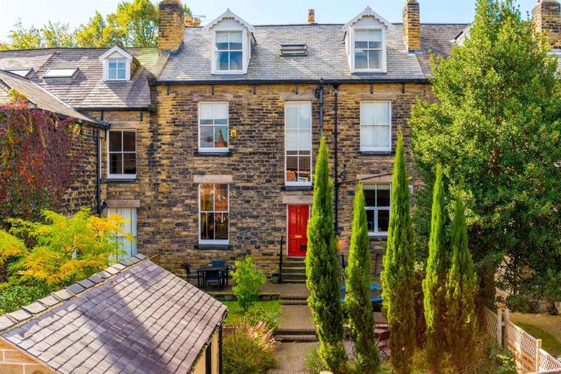 6 Bedrooms Terraced House for sale in Grove Lane, Headingley, LS6