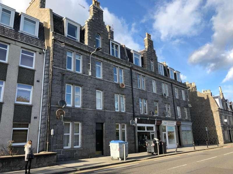 1 Bedroom Flat for sale in 88 3/R, Great Western Road, Aberdeen