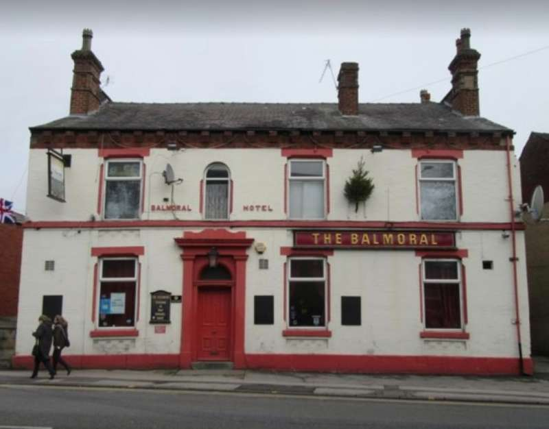 Pub Commercial for sale in The Balmoral Hotel, 31 Atherton Road, Hindley, Wigan, Lancashire