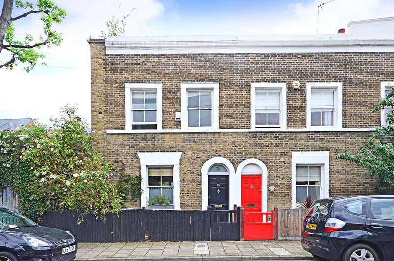 2 Bedrooms End Of Terrace House for sale in Balcorne Street, Victoria Park, E9