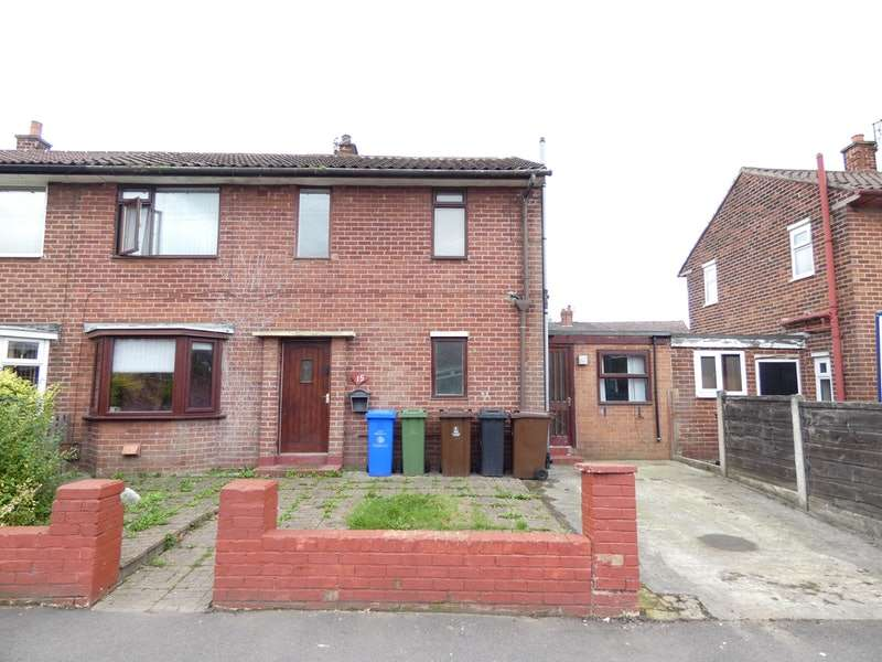 3 Bedrooms Semi Detached House for sale in York Road, Manchester, Greater Manchester, M43