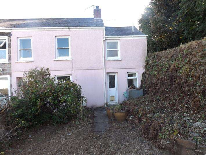 2 Bedrooms End Of Terrace House for sale in Lower Brea, Brea, Camborne