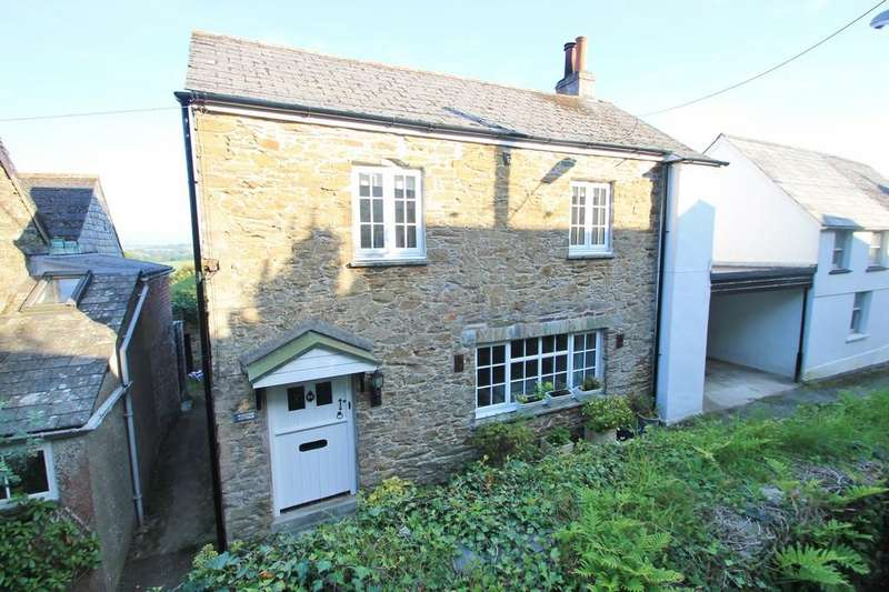 3 Bedrooms Cottage House for sale in Railway Terrace, Quarry Street, St Germans