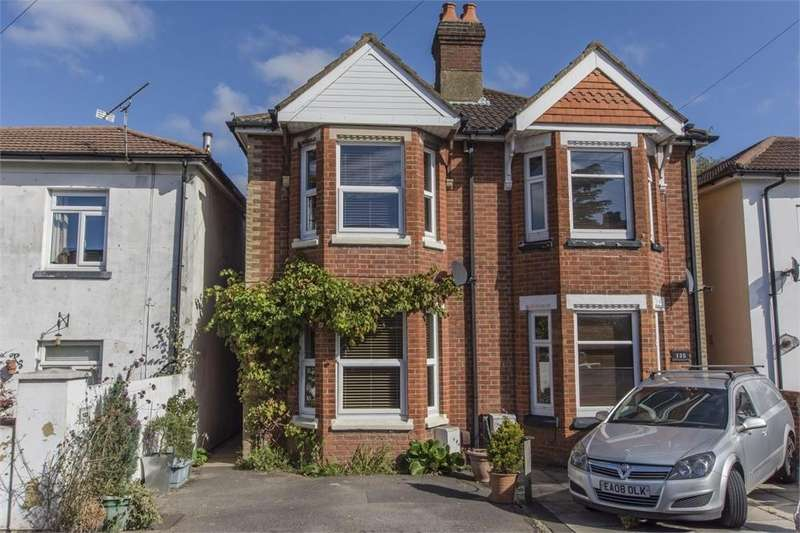 3 Bedrooms Semi Detached House for sale in Obelisk Road, Woolston, SOUTHAMPTON, Hampshire