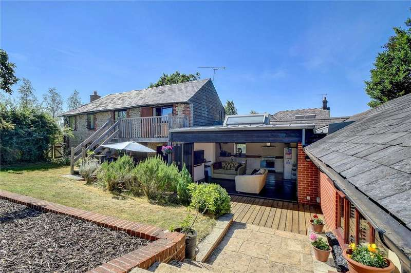 5 Bedrooms Barn Conversion Character Property for sale in Andlers Ash Road, Liss, Hampshire