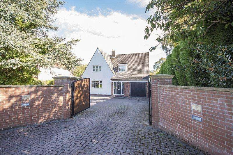 4 Bedrooms Detached House for sale in Woodside, Darras Hall, Ponteland