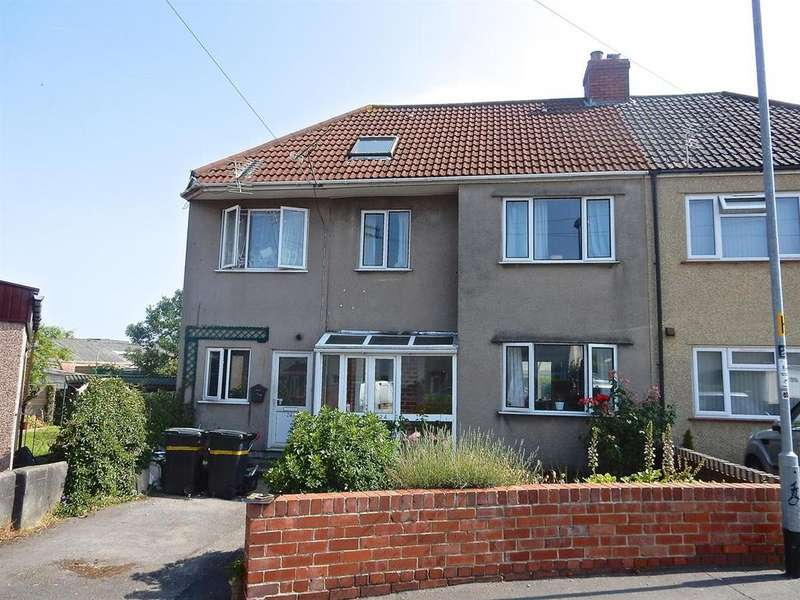 6 Bedrooms Semi Detached House for sale in Dominion Road, Fishponds