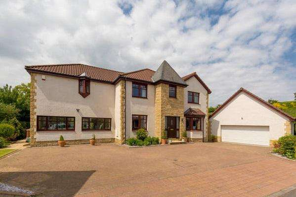 5 Bedrooms Detached House for sale in Ballencrieff Mill, Bathgate