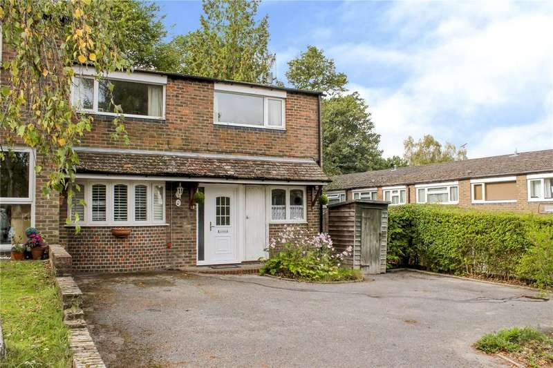 2 Bedrooms Semi Detached House for sale in Lingwood, Bracknell, Berkshire, RG12