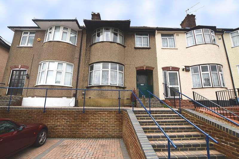 3 Bedrooms Terraced House for sale in Moordown Plumstead SE18
