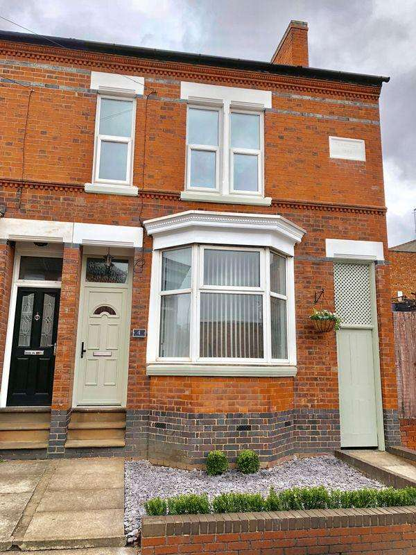 3 Bedrooms Terraced House for sale in Spencer Street, Oadby