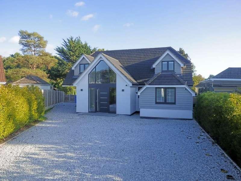 4 Bedrooms Detached House for sale in Steepleton Road, Broadstone
