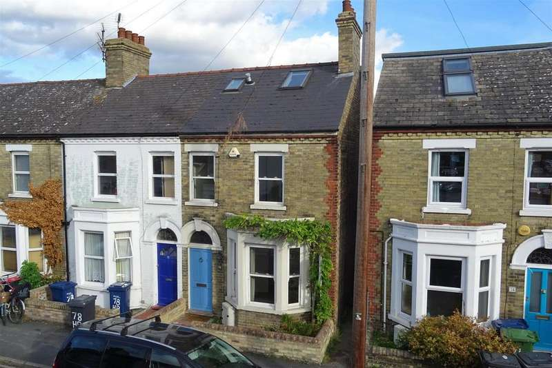 4 Bedrooms End Of Terrace House for sale in Hemingford Road, Cambridge