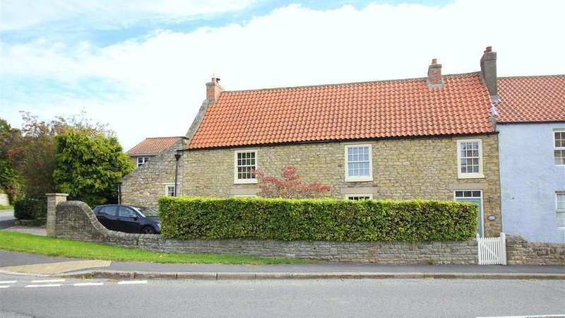 4 Bedrooms Cottage House for sale in Darlington Road, Heighington Village, Newton Aycliffe
