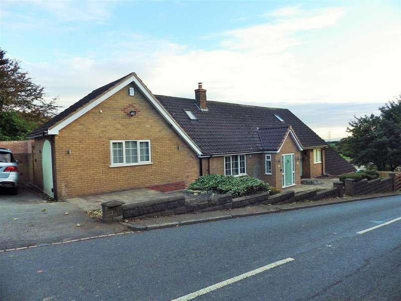 4 Bedrooms Detached House for sale in Dayhouse Bank, Romsley, Halesowen