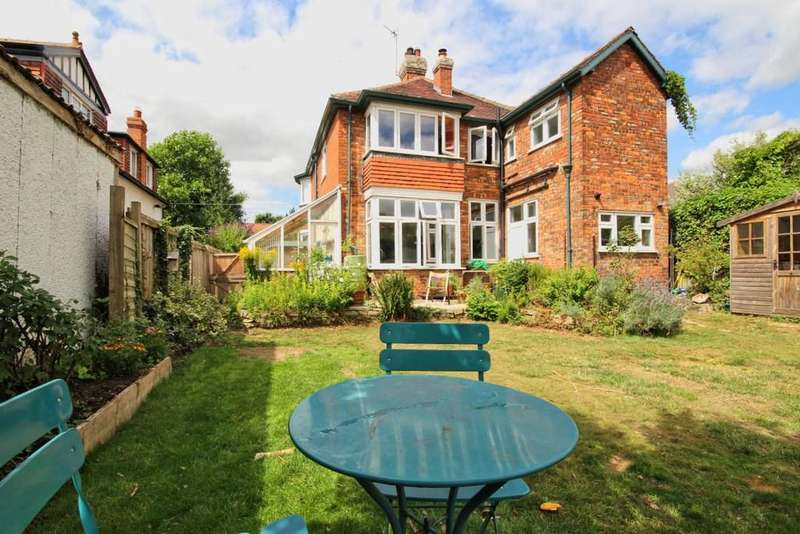 4 Bedrooms Detached House for sale in Carrington Avenue, Cottingham, HU16