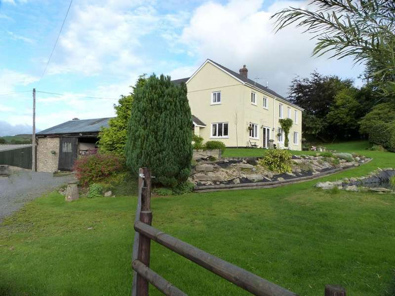 4 Bedrooms Detached House for sale in Llandeilo CARMARTHENSHIRE