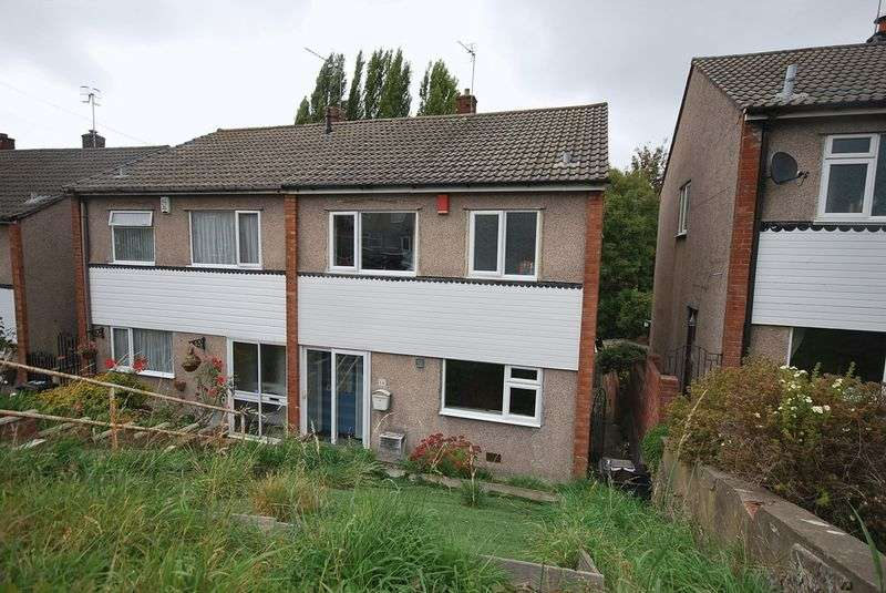 3 Bedrooms Property for sale in The Glades, Bristol