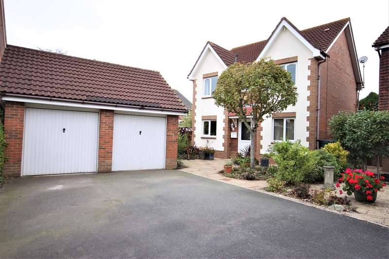 4 Bedrooms Property for sale in Gables Lea, Willand, Cullompton