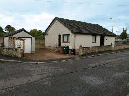 3 Bedrooms Bungalow for sale in Reid Court, Crookedholm, East Ayrshire