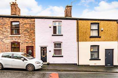 2 Bedrooms Terraced House for sale in Fountain Street, Hyde, Tameside, Greater Manchester