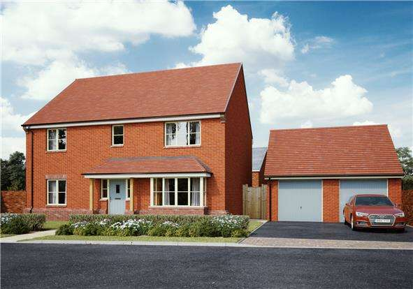 4 Bedrooms Detached House for sale in The Wimborne, Nup End Green, Ashleworth, GL19 4JJ