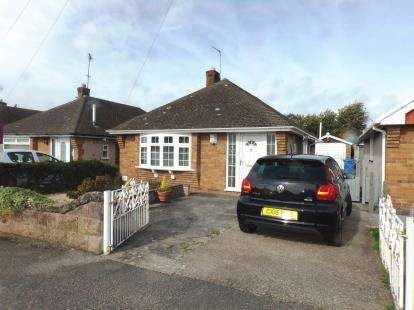 3 Bedrooms Bungalow for sale in Woodside Gardens, Rhyl, Denbighshire, North Wales, LL18