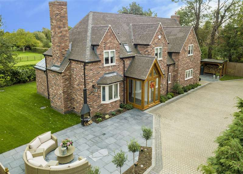 4 Bedrooms House for sale in Derby Road, Risley, Derby