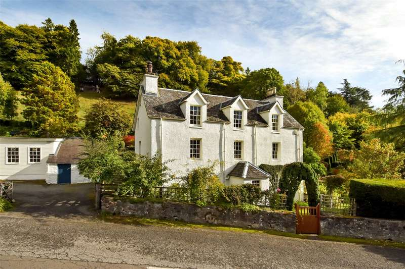 6 Bedrooms Detached House for sale in North Lodge, Spoutwells, Dunkeld, Perthshire, PH8