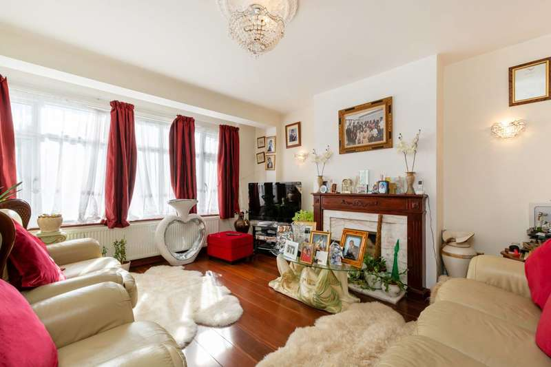 3 Bedrooms House for sale in Canterbury Grove, West Norwood, SE27