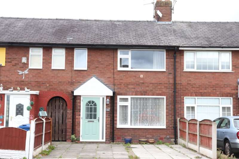 2 Bedrooms Terraced House for sale in Longshaw Street, Warrington, Cheshire, WA5