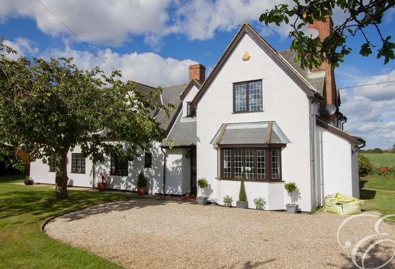 5 Bedrooms Cottage House for sale in Colchester Road, Wix, Manningtree