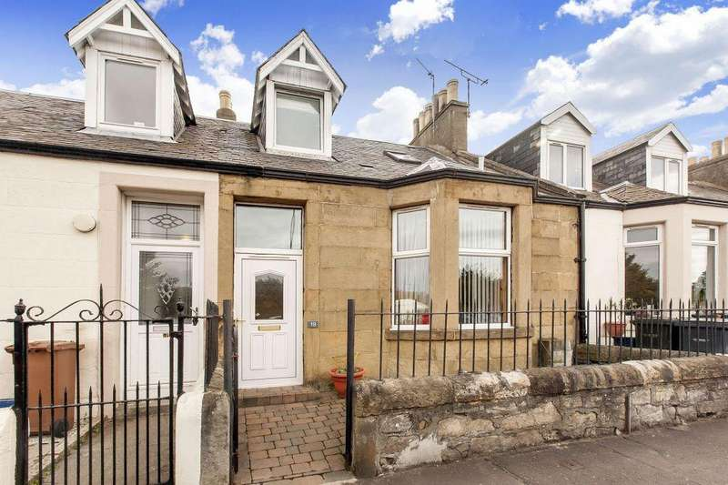 4 Bedrooms Cottage House for sale in 19 Baileyfield Road, Edinburgh, EH15 1DL