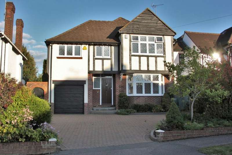 5 Bedrooms Detached House for sale in Worrin Road, Shenfield, Brentwood, CM15
