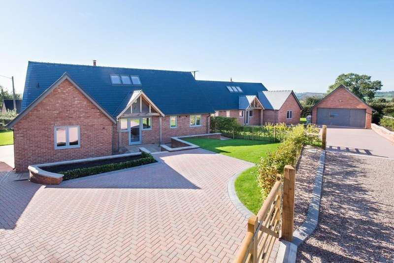 3 Bedrooms Detached House for sale in St Weonards, Herefordshire
