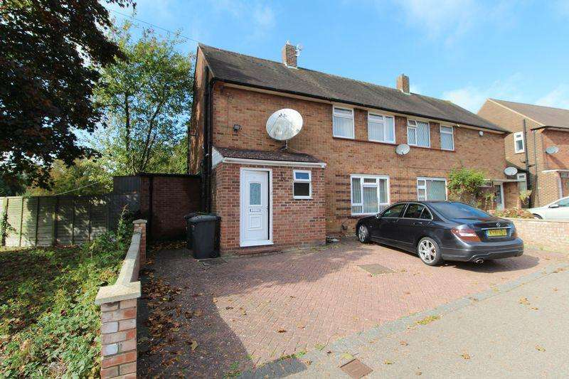 3 Bedrooms Semi Detached House for sale in CHAIN FREE family home on Castlecroft Road, Farley Hill