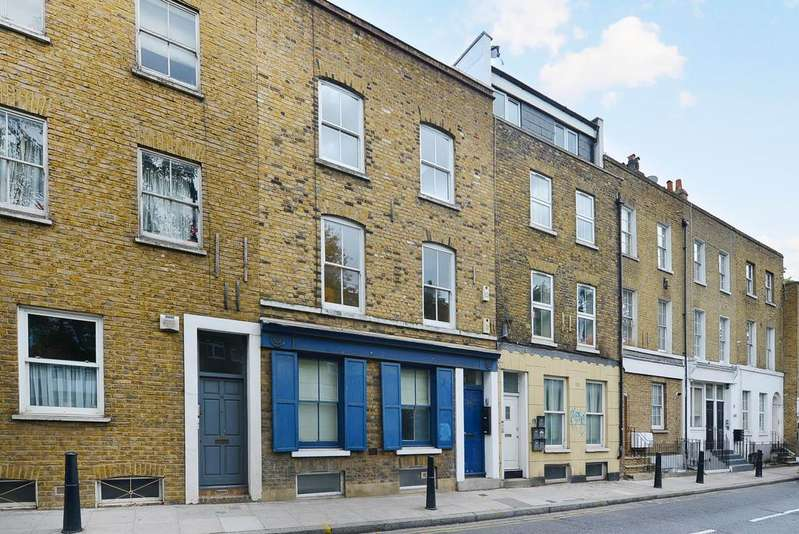2 Bedrooms Flat for sale in Cannon Street Road, Shadwell, London