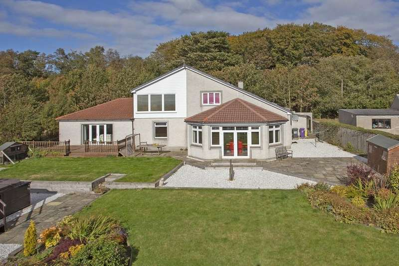 5 Bedrooms Detached House for sale in Bonavista, Broughty Ferry, Dundee