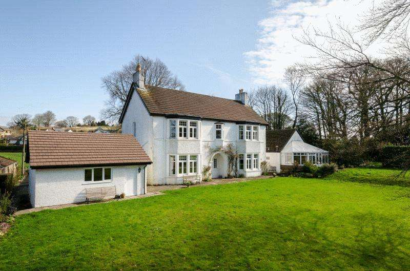 5 Bedrooms Country House Character Property for sale in Devauden, Chepstow